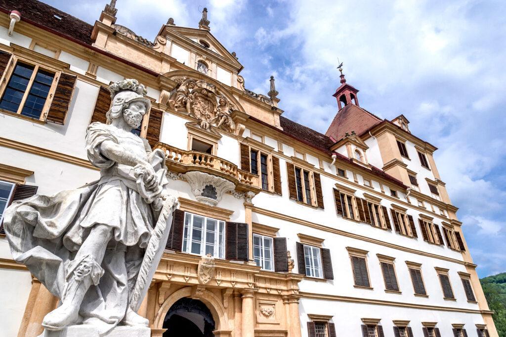 Schloss Eggenberg in Österreich UNESCO